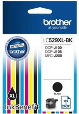Brother LC529XLBK Czarny