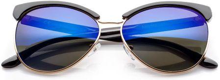 Okulary przeciwsłoneczne clubmaster czarne ombre - Ceny i opinie ... abb25f488bf7