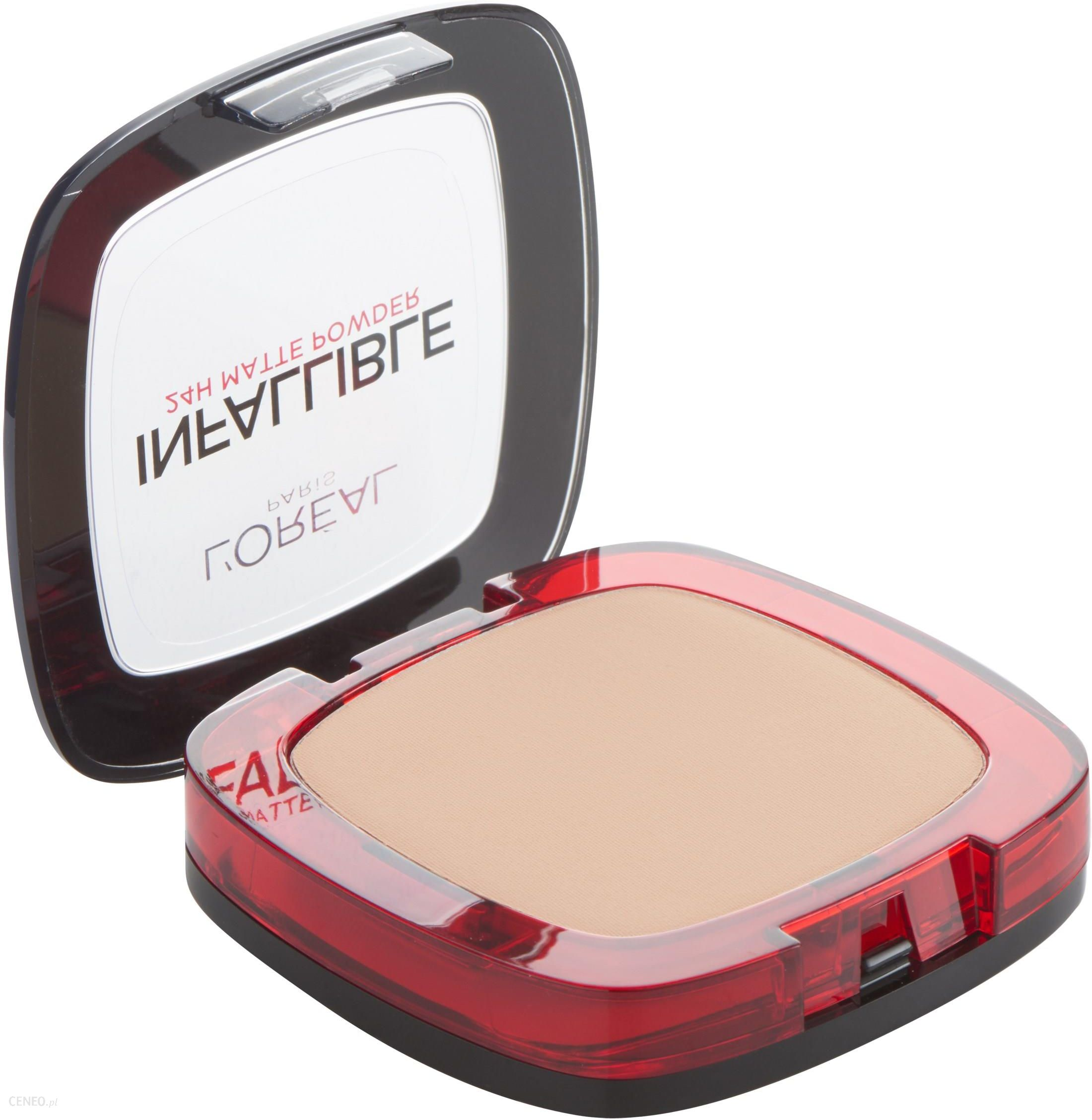 L Oreal Paris Infallible Puder 160 Sand Beige 9g Opinie I Ceny Na Ceneo Pl