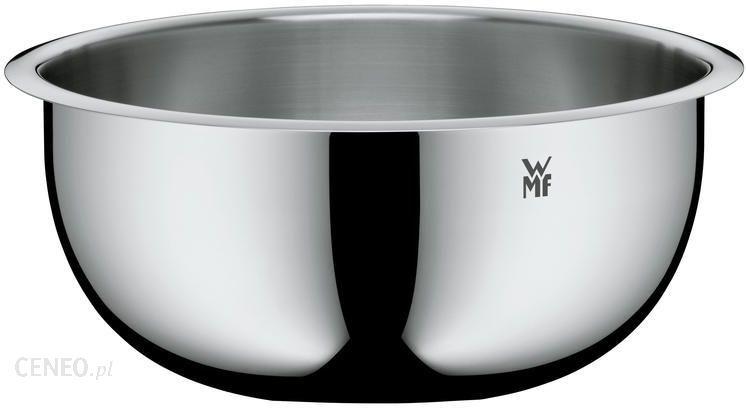 wmf miska stalowa serii function wykonana z wysokiej jako c stali nierdzewnej cromargan 18 10. Black Bedroom Furniture Sets. Home Design Ideas