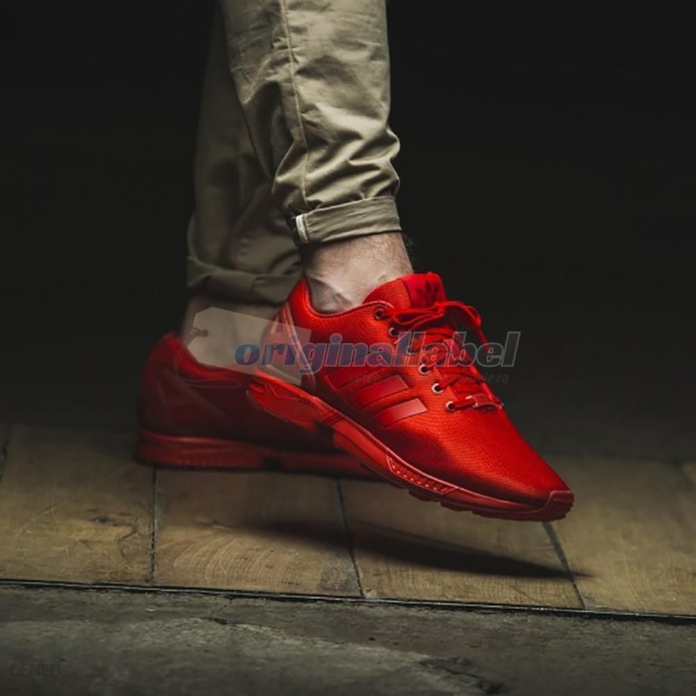 Buty Adidas ZX Flux Red AQ3098 46