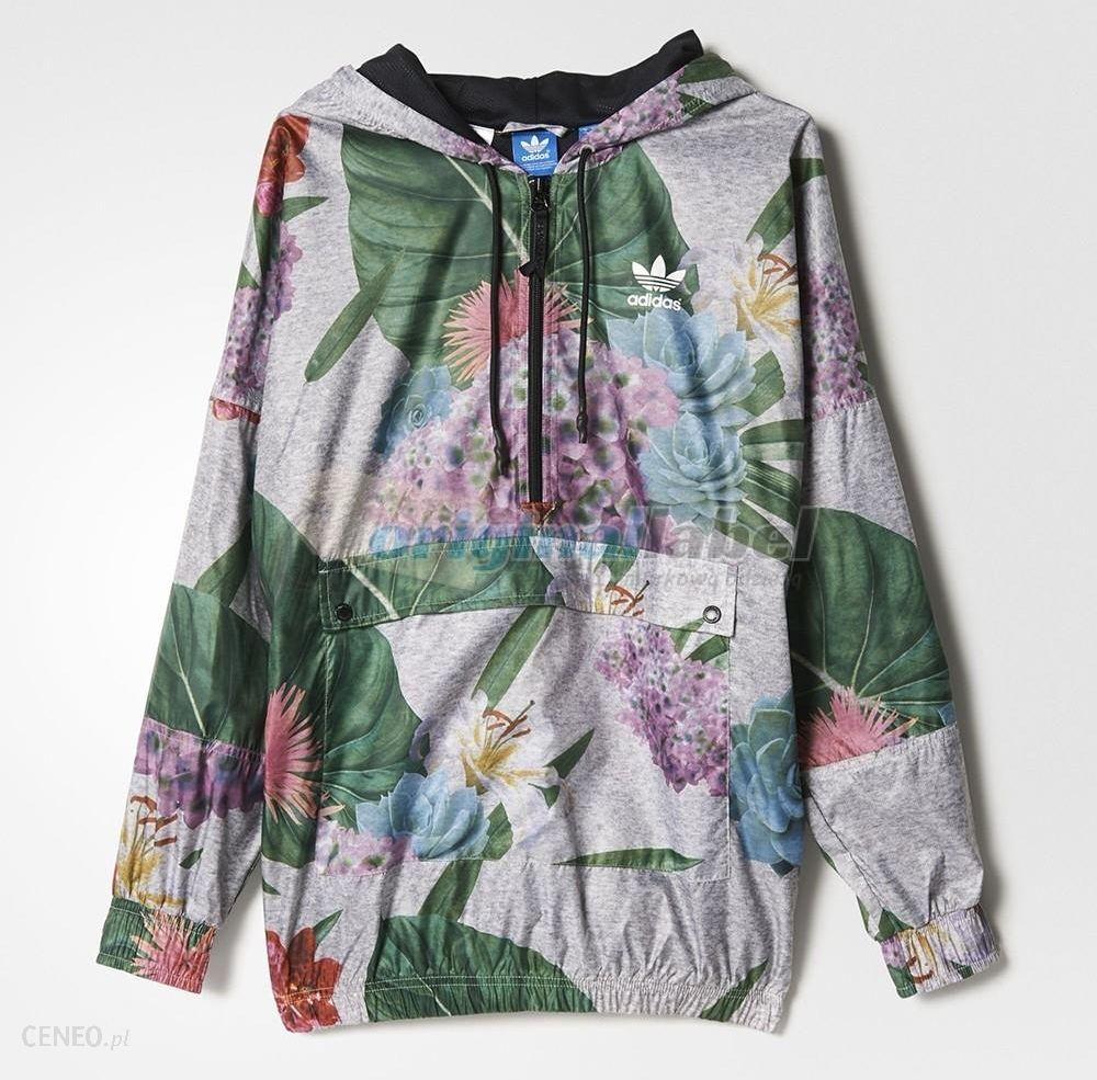 Kurtka adidas Originals Training Floral Jacket S Ceny i opinie Ceneo.pl
