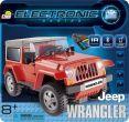 Cobiel ektroniczny sterowany Jeep Wrangler 21920