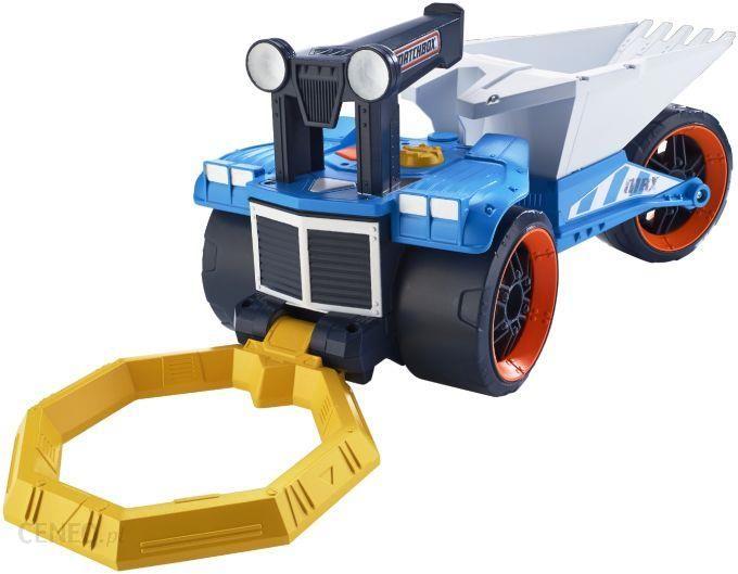 Mattel Matchbox Pojazd Wykrywacz Metalu Djh50