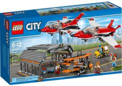 Klocki Lego City Lotnisko Pokazy Lotnicze 60103 Ceny I Opinie