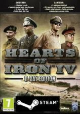 Hearts Of Iron 4 + DLC (Digital)