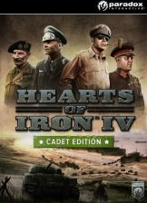 Hearts of Iron IV: Cadet Edition (Steam)