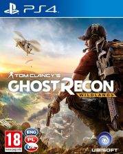 Tom Clancy'S Ghost Recon Wildlands (Gra PS4)