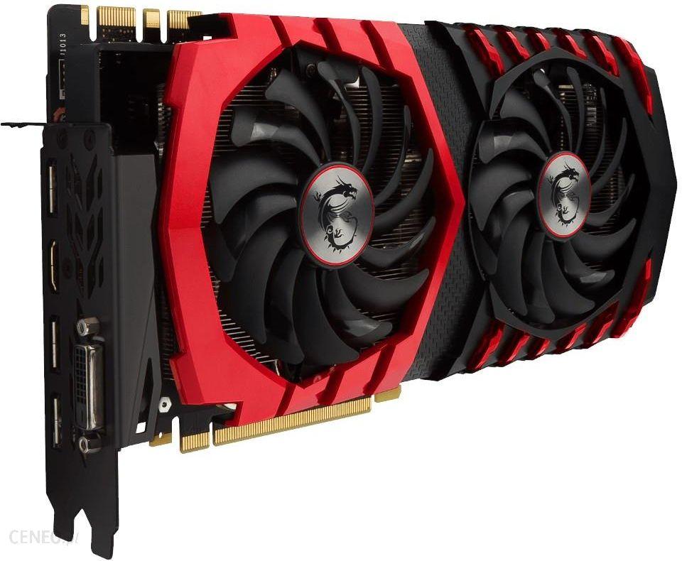 541a3eef0 ... Karta graficza MSI GeForce GTX 1080 Gaming X 8GB (GTX1080GAMINGX8G) -  zdjęcie 3 ...
