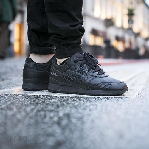 Buty Asics Gel Lyte III All Black (H534L 9090)