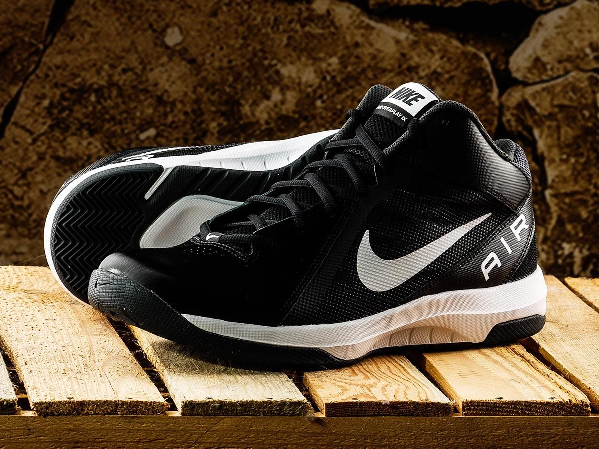 Nike The Air Overplay IX 831572 001 # Butyjana.pl