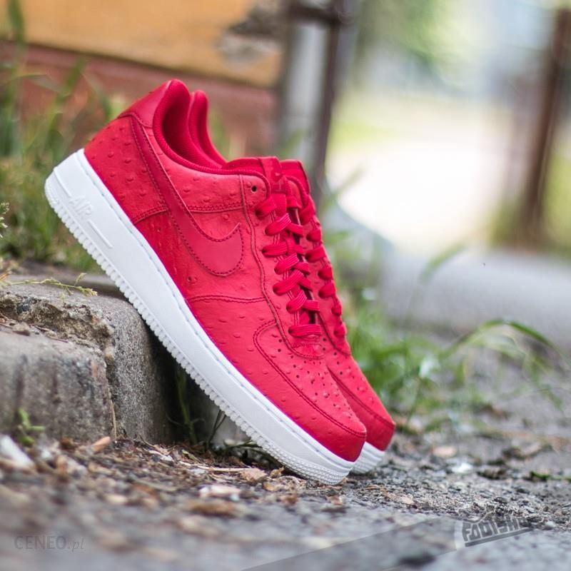 Nike Air Force 1 High ´07 Gym Red Gym Red White | Footshop