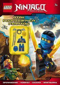Lego Ninjago Atak Podniebnych Piratów Ceny I Opinie Ceneopl