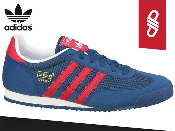 b25f6c7d Buty sportowe Adidas Dragon J S74829 - Ceny i opinie - Ceneo.pl