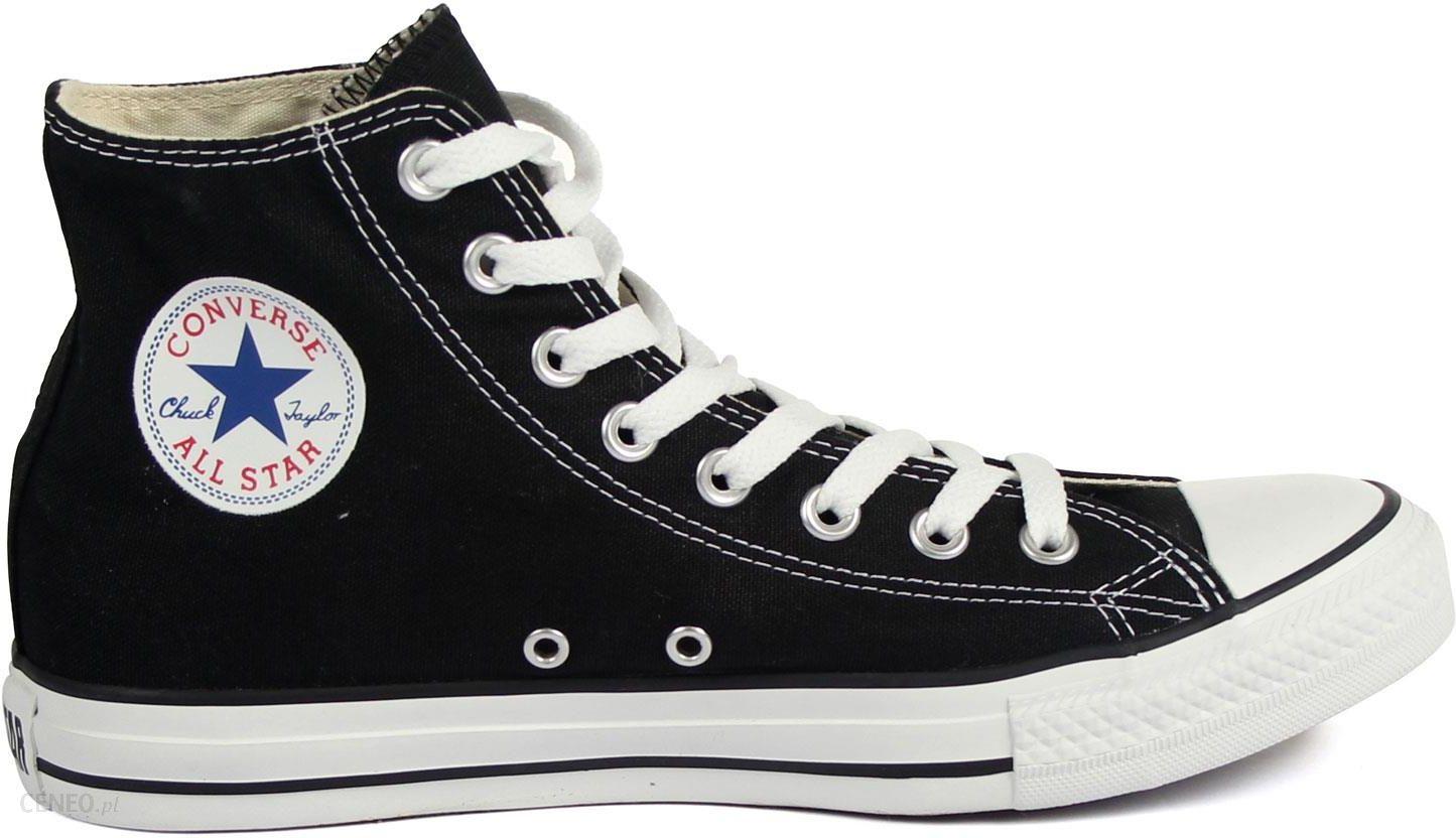 Converse trampki Chuck Taylor All Star Canvas Hi black 42,5, BEZPŁATNY ODBIÓR: WARSZAWA, WROCŁAW, KATOWICE, KRAKÓW!