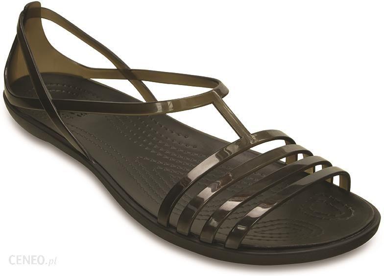 0c27ecf15dbf81 Crocs sandały Isabella Sandal W Black 39-40 (W9) - Ceny i opinie ...