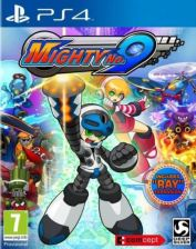 Mighty No. 9 (Gra PS4)