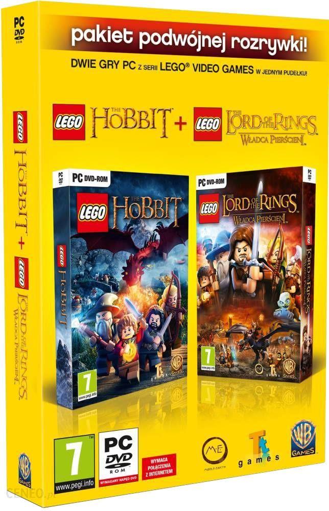 Lego Władca Pierścieni Lego The Hobbit Pc Od 2999 Zł Ceneopl