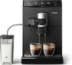 PHILIPS 3000 EASY CAPPUCCINO HD8829/09 CZARNY