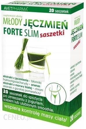 zielony jęczmień składniki
