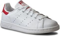 ea3485b0d957f Buty adidas - Stan Smith M20326 Runwht/Runwht/Colred eobuwie