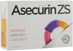 Asecurin ZS 30 kaps.