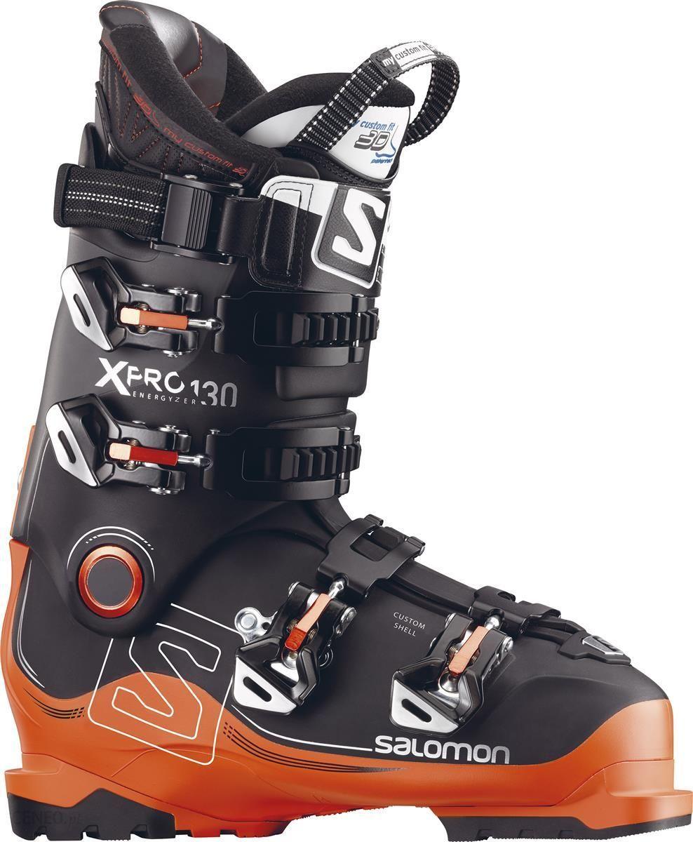 Buty narciarskie salomon sensitive 28,5 Galeria zdjęć i