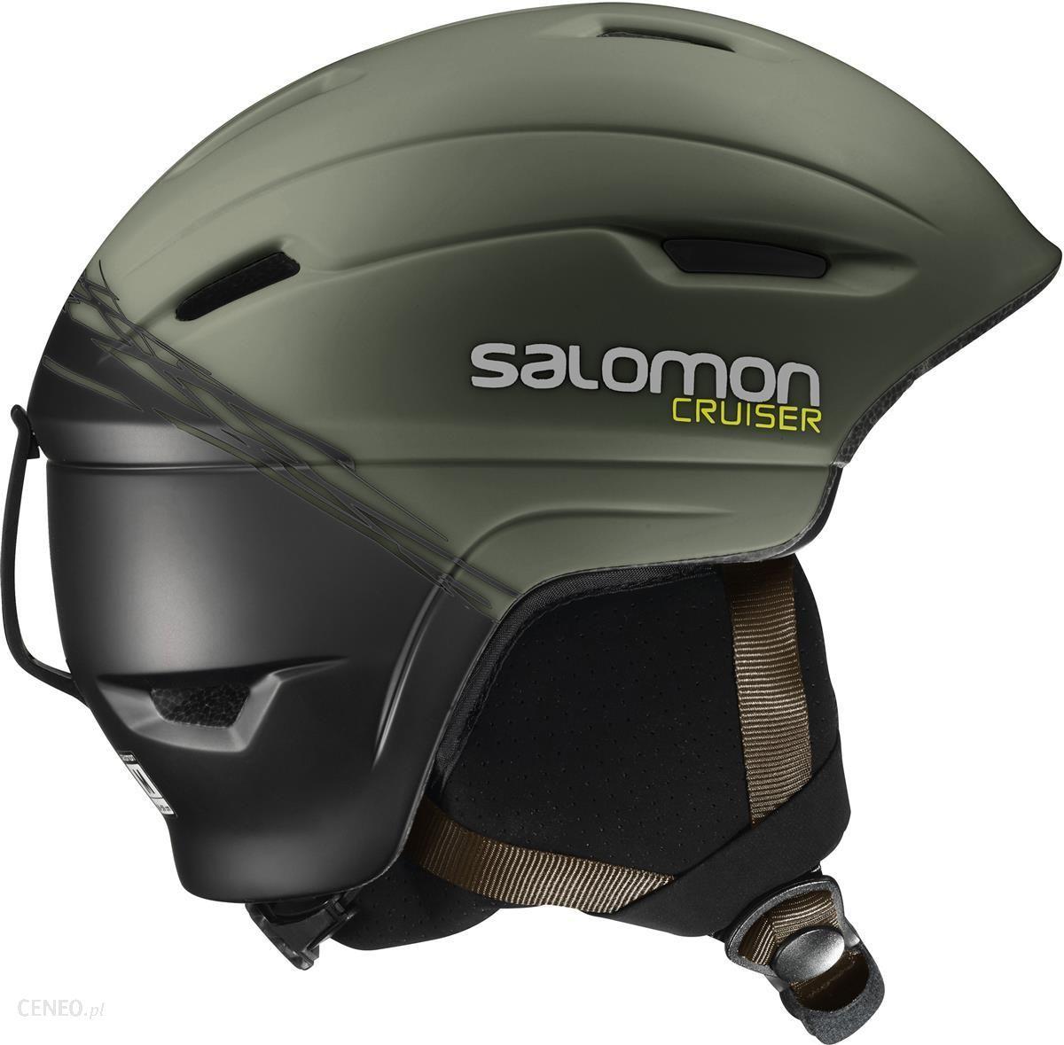 Salomon Cruiser 4D Zielony Czarny Ceny i opinie Ceneo.pl