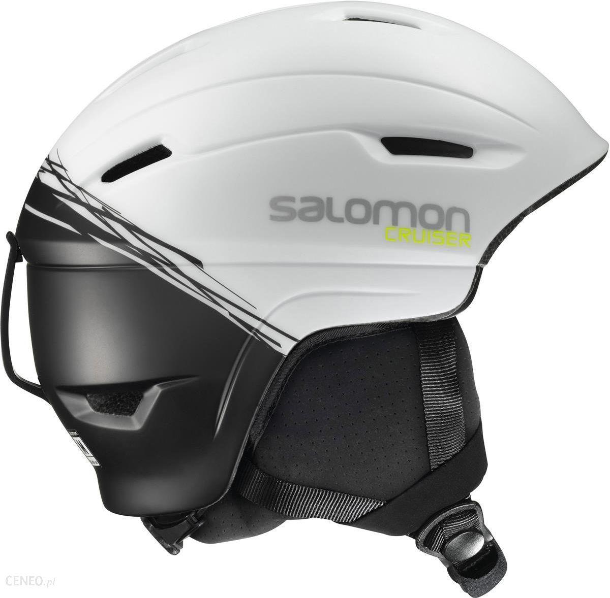 Salomon Cruiser 4D Biały Czarny