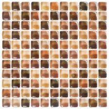 Leroy Merlin Mozaika Bubble Krem 30x30