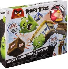 Spin Master Angry Birds Vinylowy zestaw Angry Nokaut (6027801)