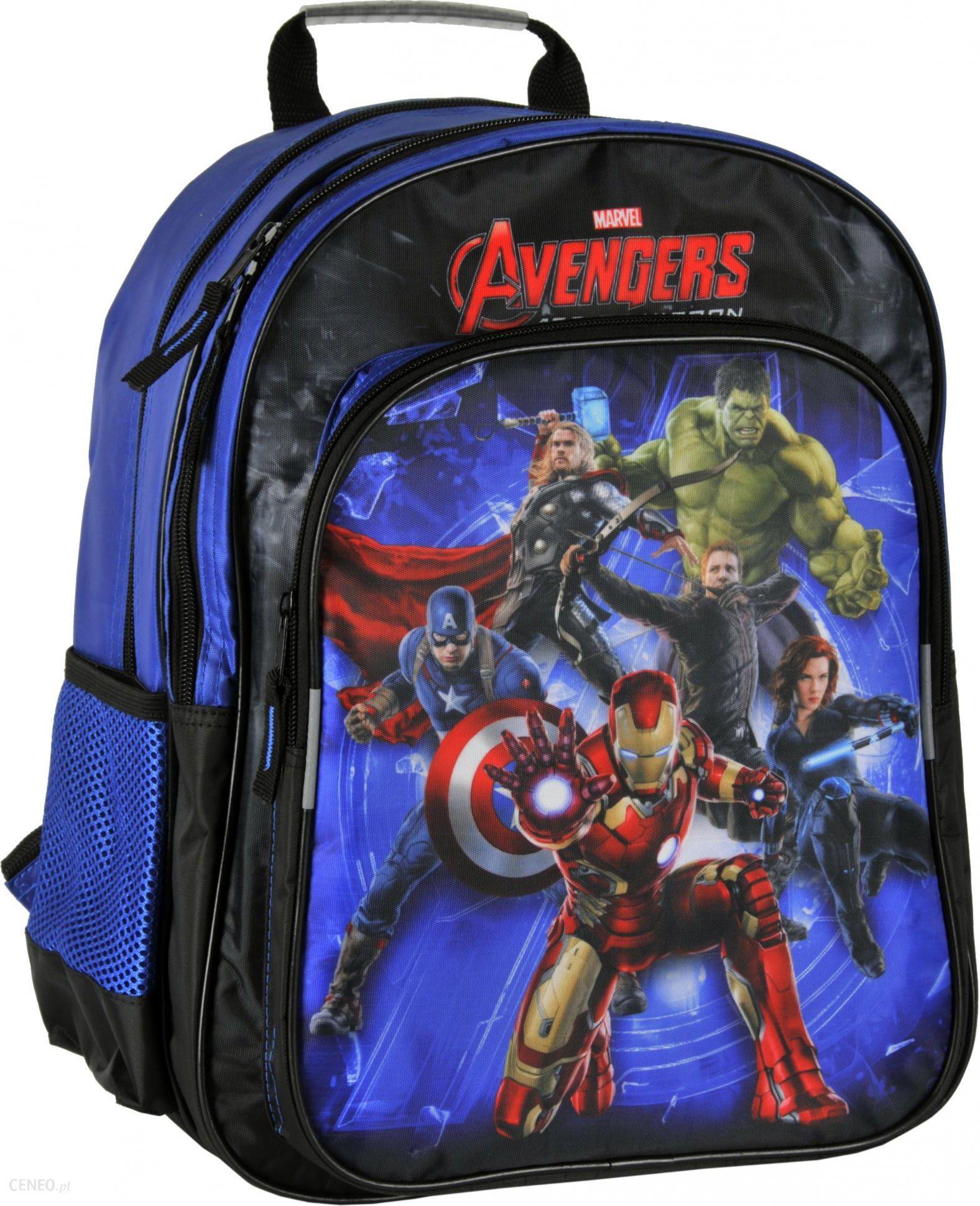 8916e57f0d466 Plecak Avengers - Ceny i opinie - Ceneo.pl