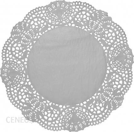 Birkmann Serwetki Pod Ciasto Papierowe Easy Baking Białe Szt 26 I 34 Cm 443327