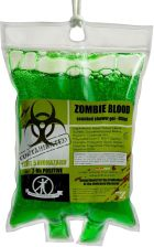 Zombie Blood Shower Gel II - Green