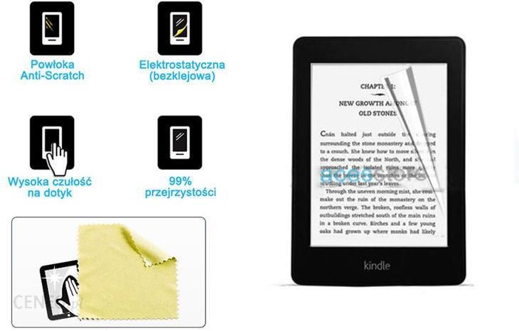 FOLIA OCHRONNA NA EKRAN DO KINDLE PAPERWHITE