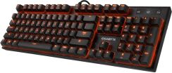 Gigabyte Force K85 Czarna