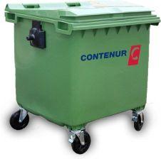 Contenur Pojemnik Na Odpady Eco 1100l Fl Ceny I Opinie Ceneo Pl