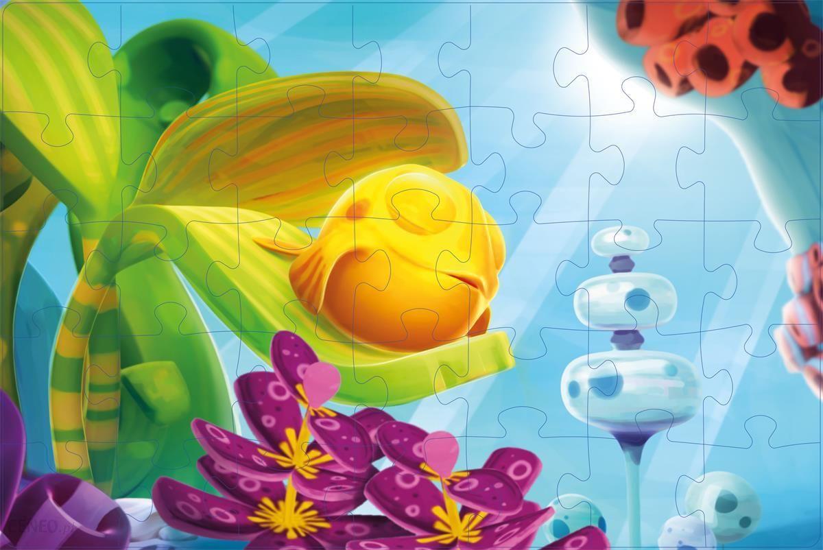 Tactic Minimini Giant Puzzle 35elśpiąca Rybka 53593 Ceny I