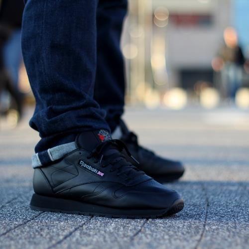 Buty Reebok Classic Leather Black (2267) - Ceny i opinie - Ceneo.pl b2c88e849f62