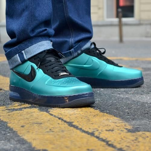 e1a737f823 Buty Nike Air Force 1 Foamposite Pro Low New Green (532461-300 ...
