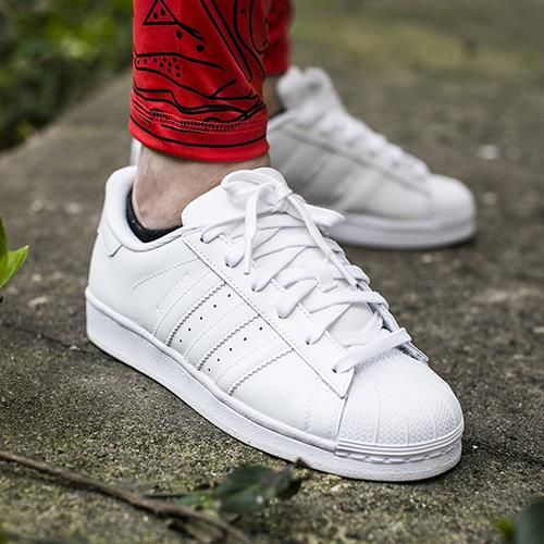new arrival ee199 4fd4a Buty adidas Superstar Foundation Junior