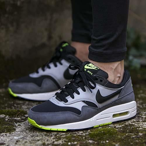 Buty Nike Air Max 1 (GS) 555766 047 Ceny i opinie Ceneo.pl