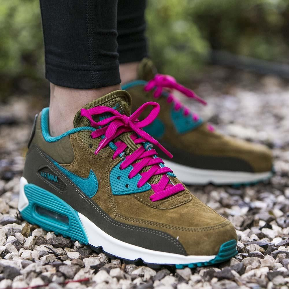 5ba0b1143e ... discount code for buty nike wmns air max 90 leather dark loden 768887  300 61489 85afc