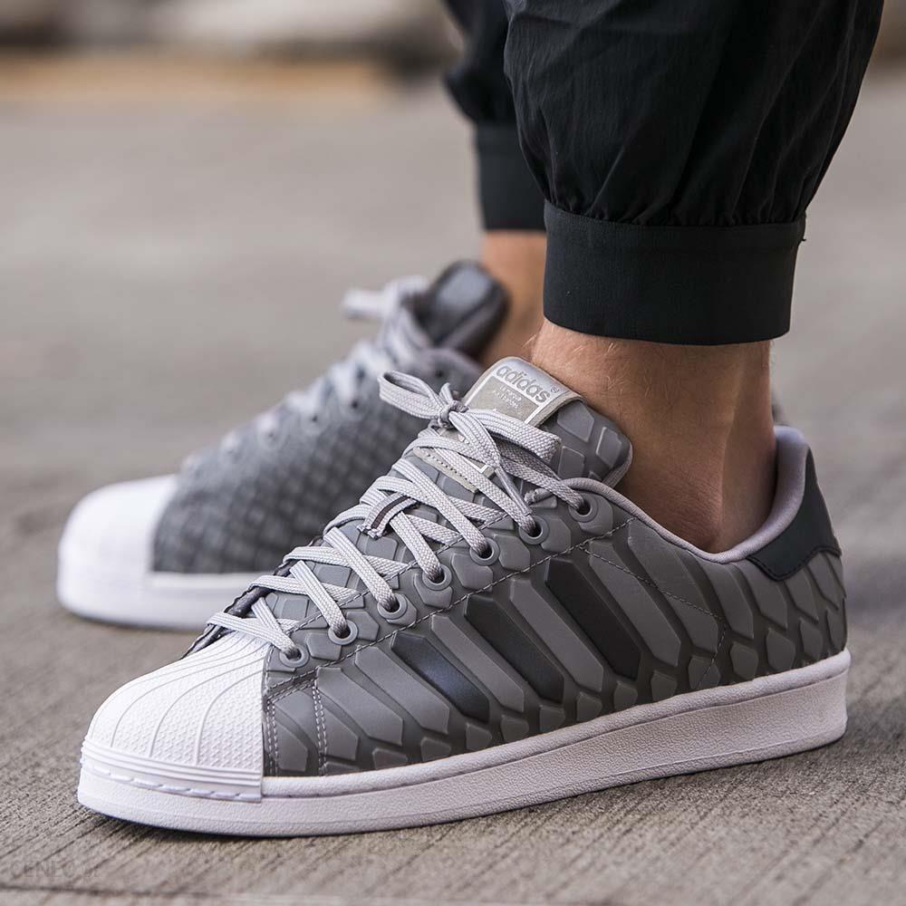 Buty Męskie Adidas Superstar Xeno Szare (772198LHD) | Buty