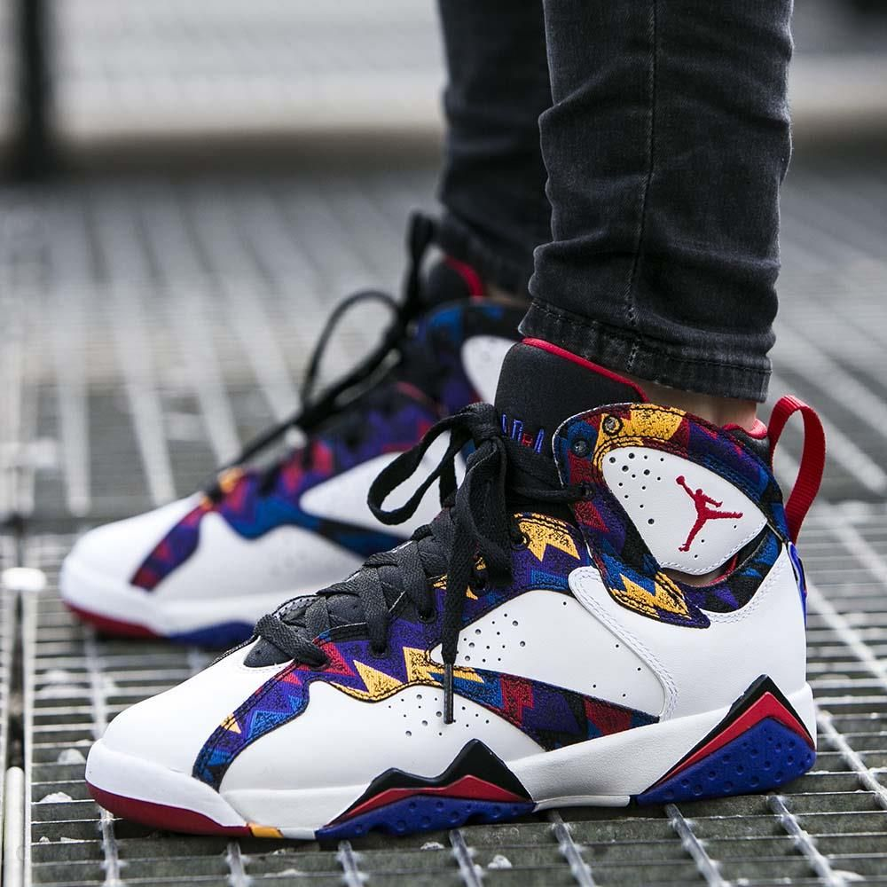 buty air jordan 7 retro nothing but net