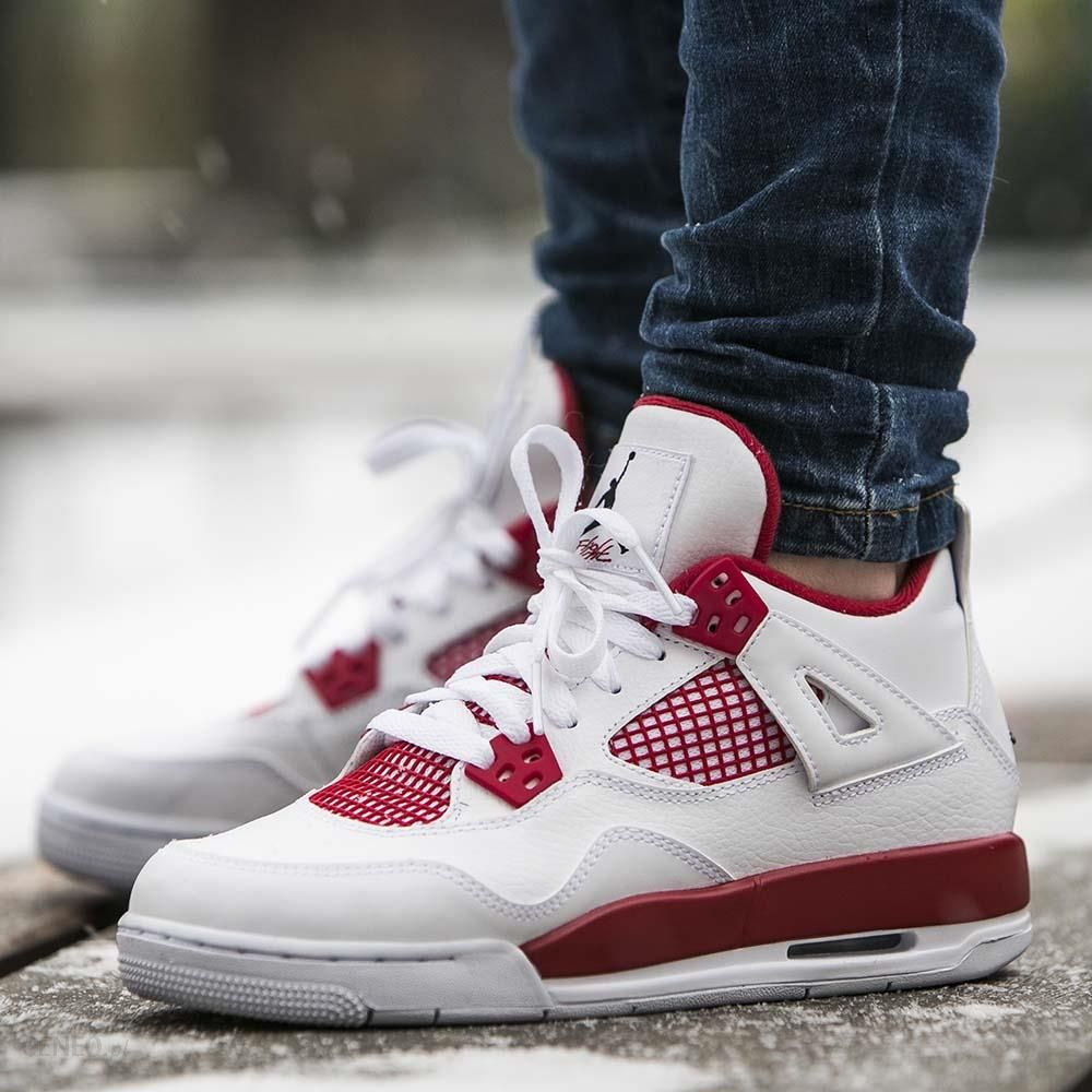 buty air jordan 4 retro (bg) alternate 89 jordan