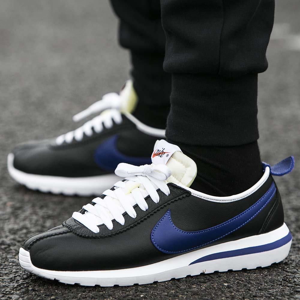 af186899b9c7 ... discount buty nike roshe cortez nm leather black 826332 004 zdjcie  fce9e 4bfe4