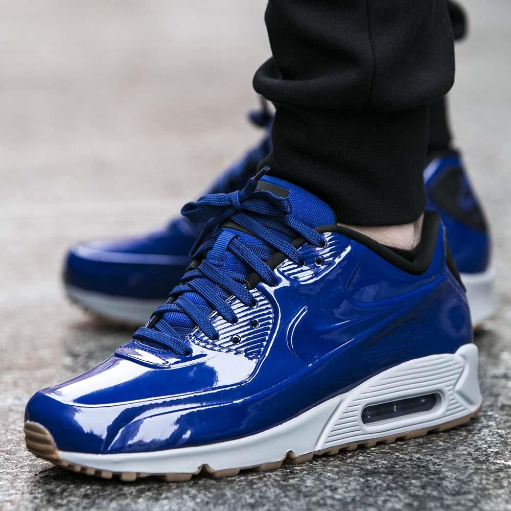 low priced fcbbb 1fba6 Buty Nike Air Max 90 VT QS Blue Pack (831114-400) - Ceny i opinie ...