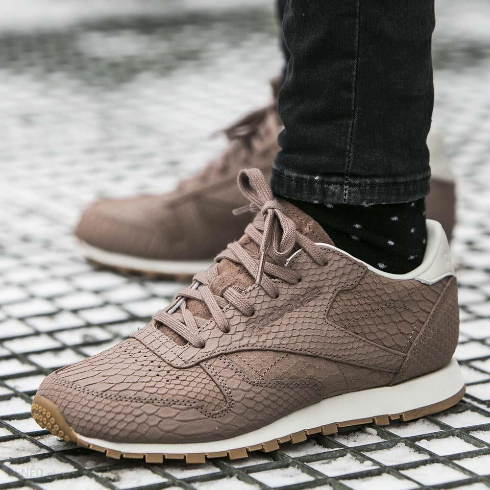 Buty Reebok Classic Leather Clean Exotic