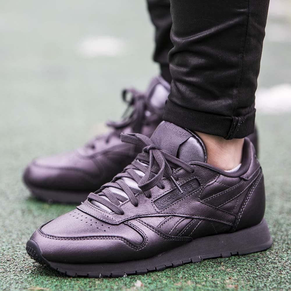 Reebok x FACE Stockholm Classic Leather Fashion The Drop Date